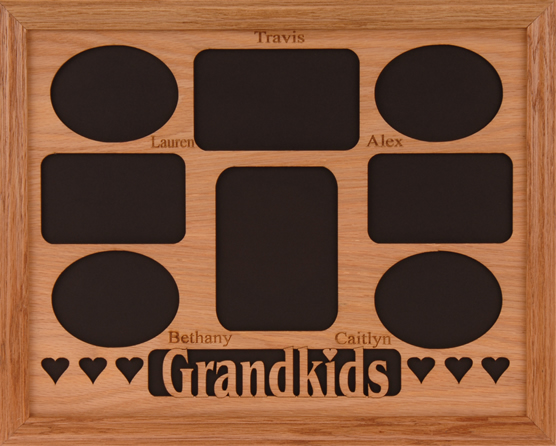 Personalized Grandkids Collages